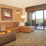 Xona Resort Suites Living Room